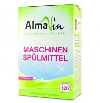 Tablete pentru masina de spalat vase bio concentrate AlmaWin, 120 buc, fabricate in Germania