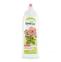 Detergent balsam vase BIO AlmaWin concentrat, 1l, fabricat in Germania